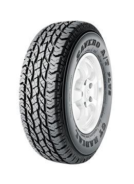 Imagen de Cubierta neumático GT RADIAL 245/70 R16 107/T
