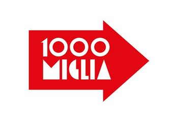 Logo de la marca 1000 Miglia