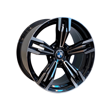 Imagen de BMW-M6-GRAND COUPE 18X9-5X120-ET35 MF.BLACK