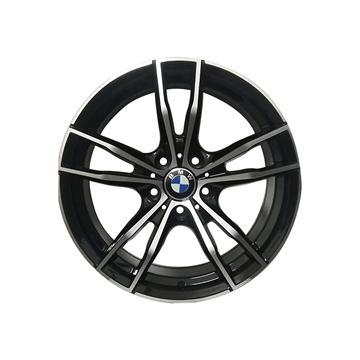 Imagen de BMW-M791 18X9-5X120-ET-40(CB72.6) MF BLACK