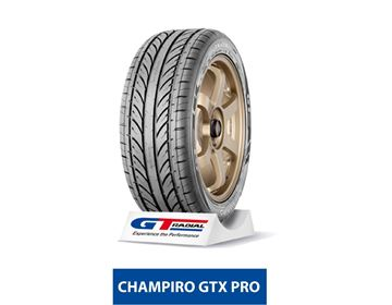 Imagen de Cubierta neumático CHAMPIRO-GTX PRO 195.65.15 91/H